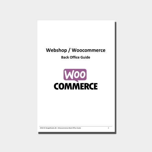 Brugervejledning til WooCommerce