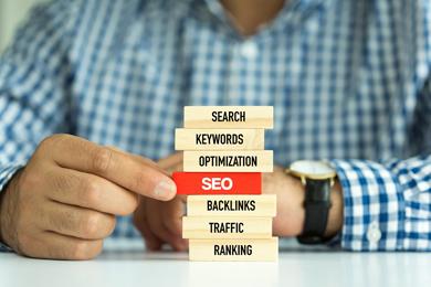 SEO optimering af hjemmesider