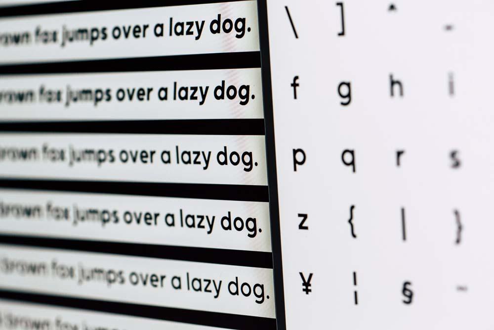 skrifttyper til hjemmesider